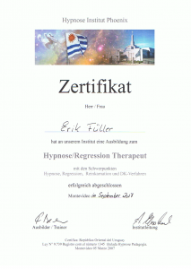 Hypnotherapeut